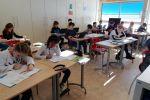 We zijn weer op school! 2