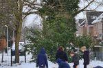 Gym in de sneeuw 4