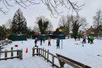 Gym in de sneeuw 3