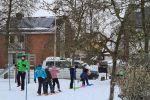 Gym in de sneeuw 2